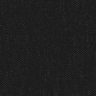 Poef Kubus Nylon 45x45x45 Zwart